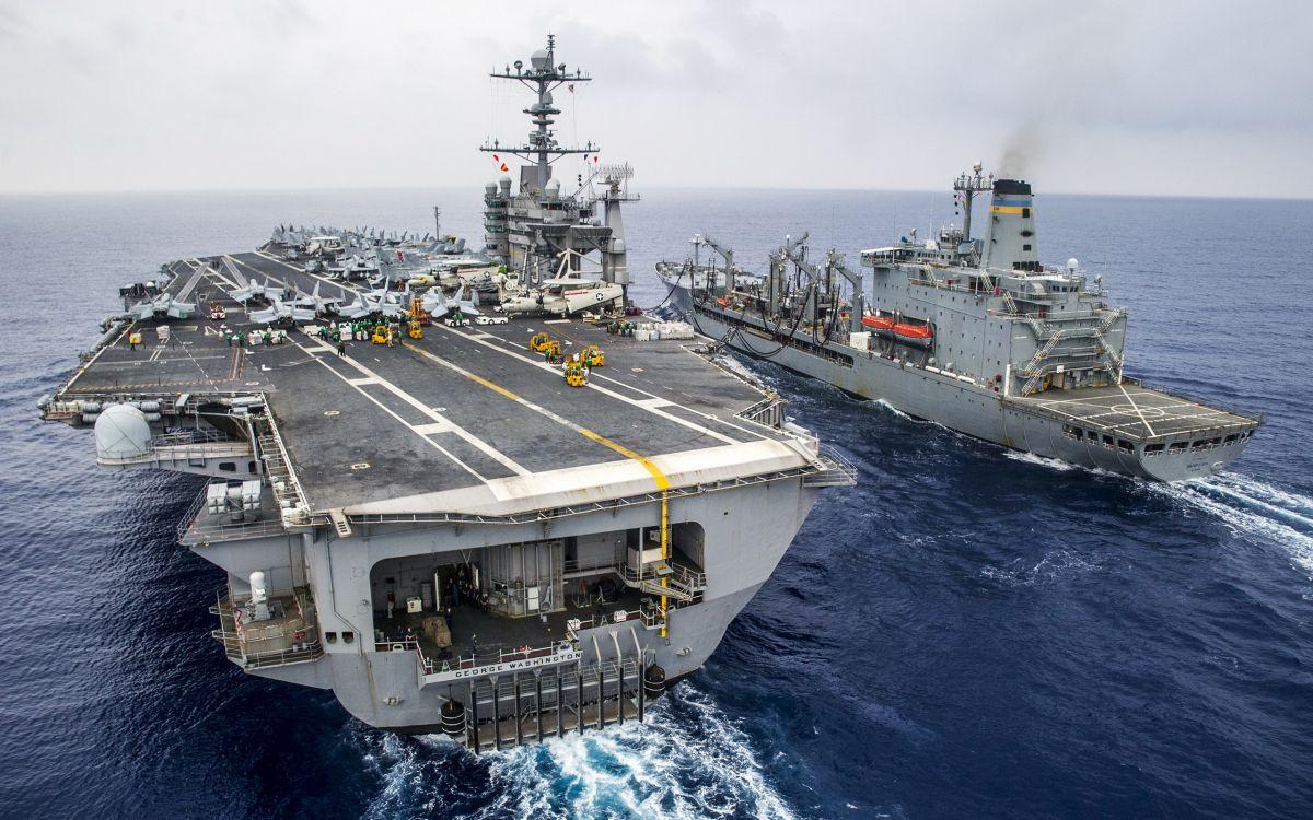 фото самого большого военного корабля эти