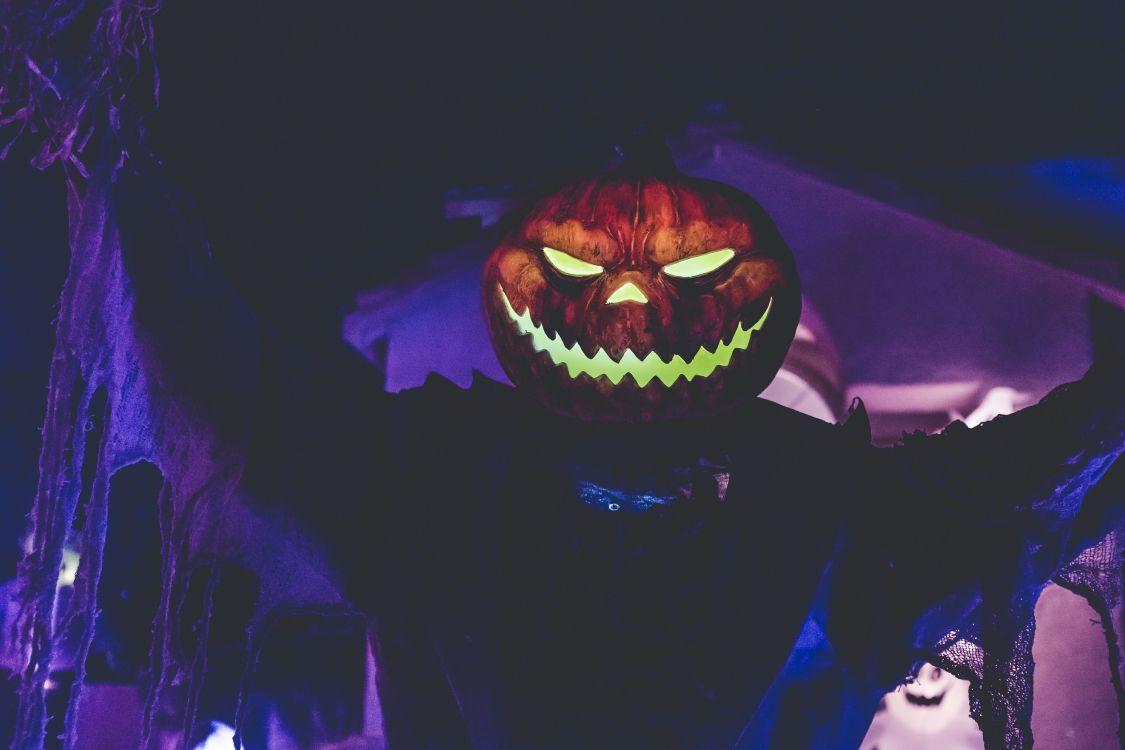 Обои вечеринка, зуб, страх, Майкл Майерс, музыка в разрешении 4896x3264