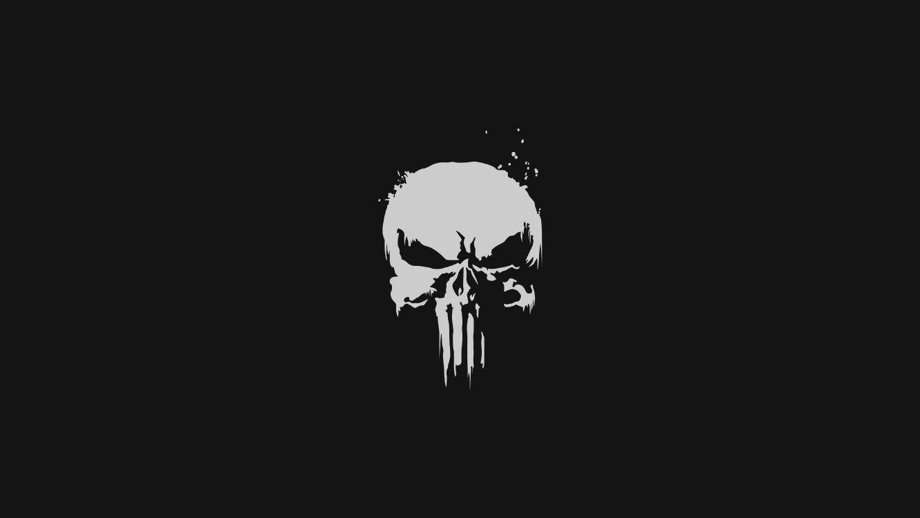 Обои кость, вымышленный персонаж, иллюстрация, лого, супергерой в разрешении 4608x2592