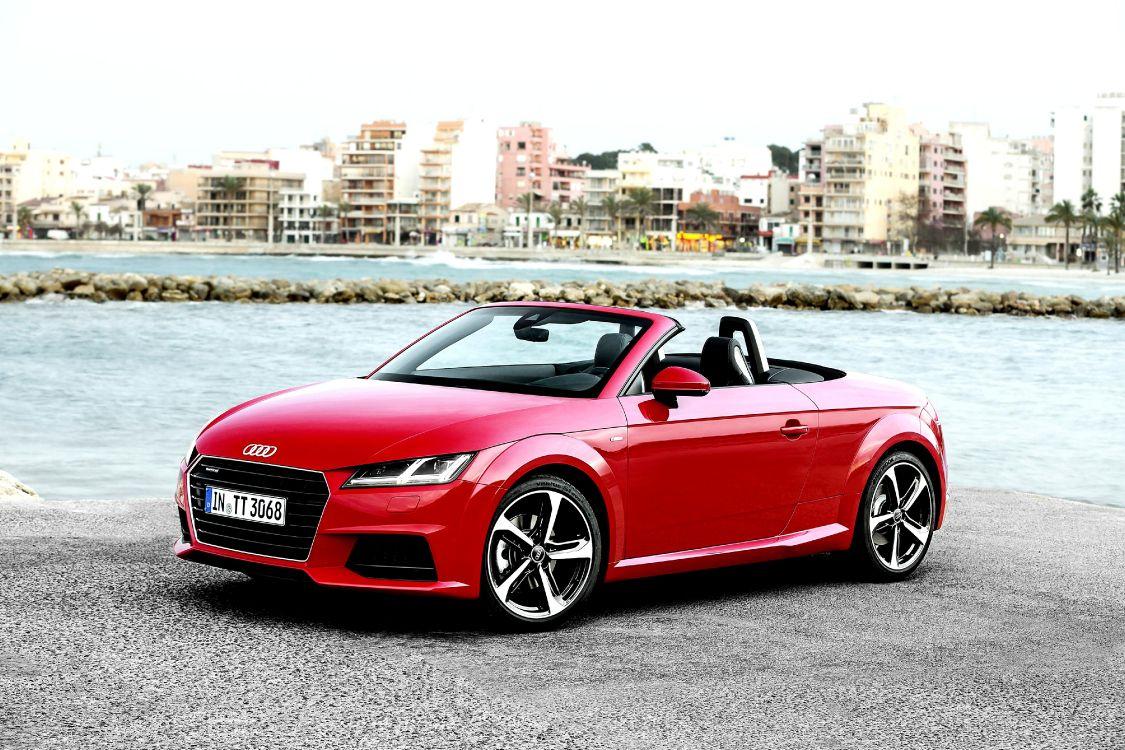 Обои Ауди А4, личный роскошный автомобиль, Ауди ТТ РС, Кабриолет, Ауди А8 в разрешении 4260x2840