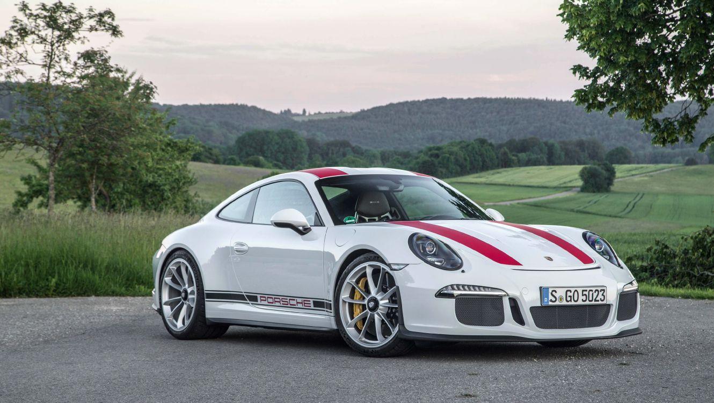 Обои porsche 930, porsche 911 gt3, Porsche 911 R, Порше, мощные машины в разрешении 4096x2309
