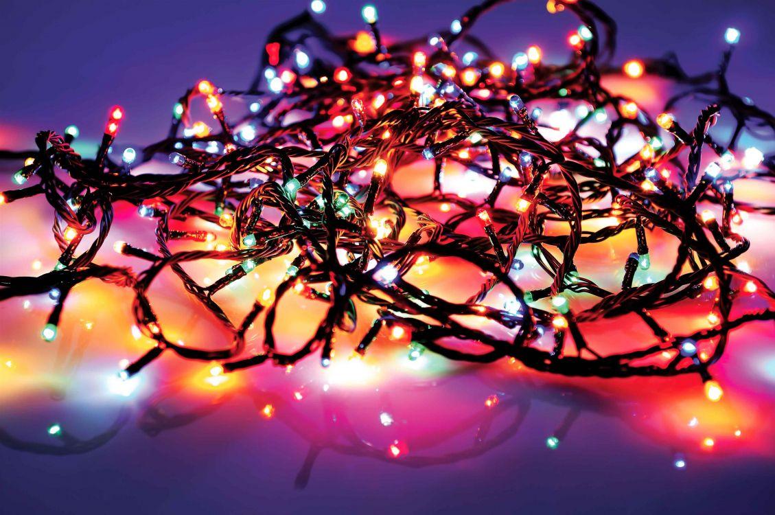 картинки гирлянд новогодних узлы описание самых