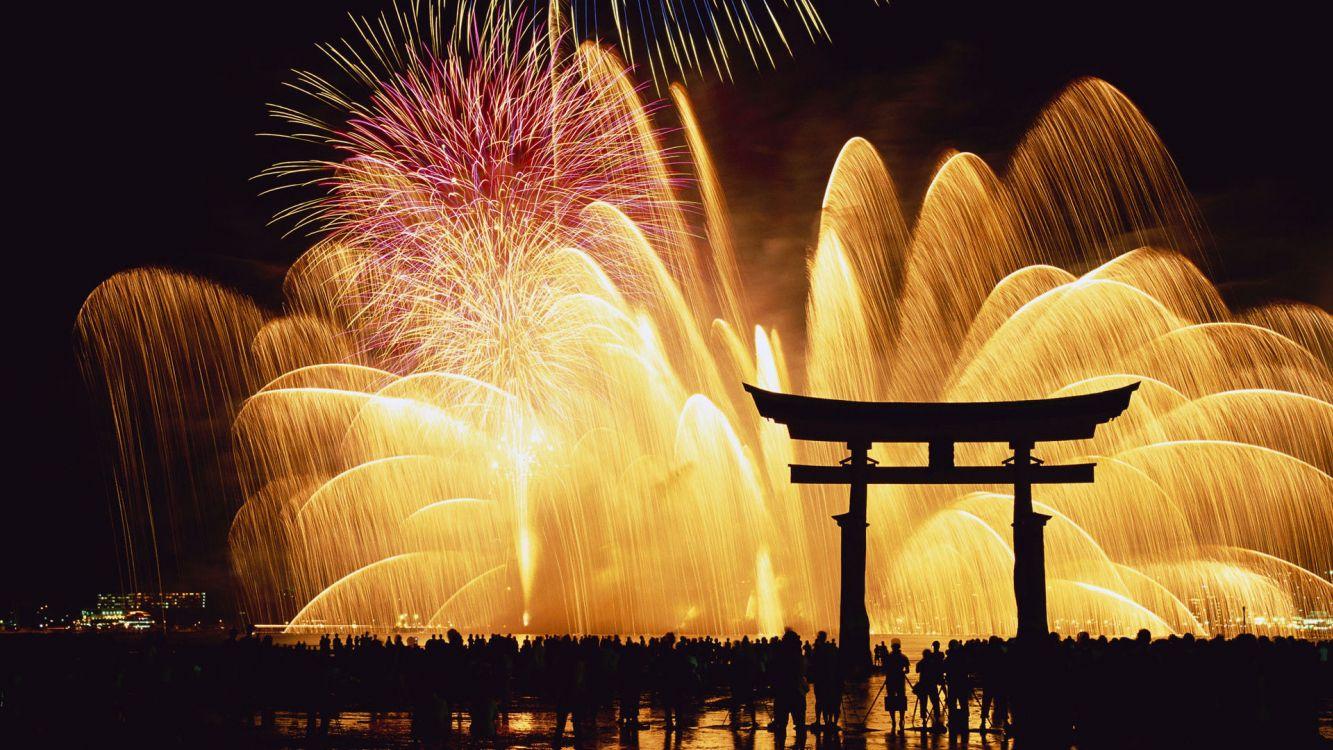 Обои Рождество, Новый год, событие, государственный праздник, канун Нового года в разрешении 3840x2160