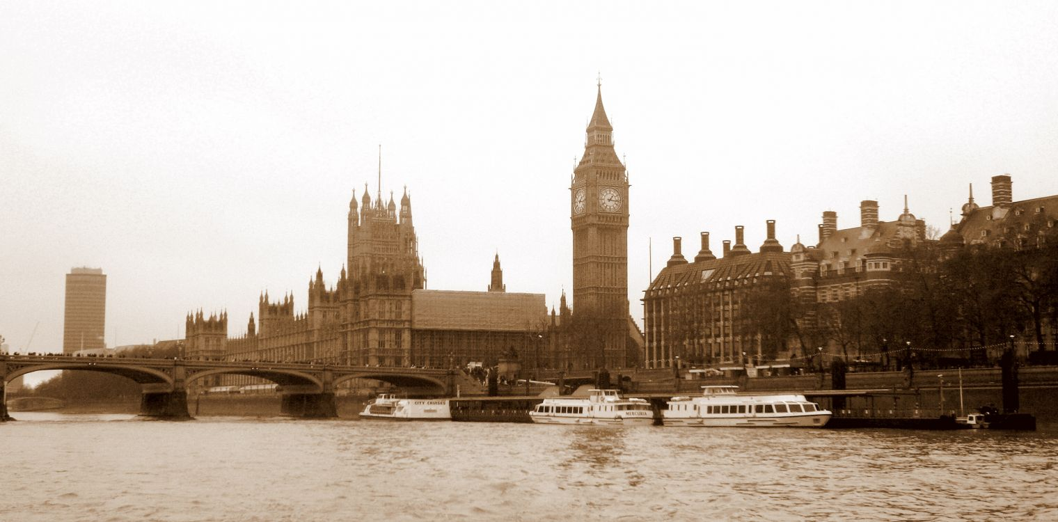 Обои парламент, темза, башня. Города foto 13